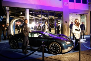 World's First Bugatti Lifestyle Boutique Opens In London