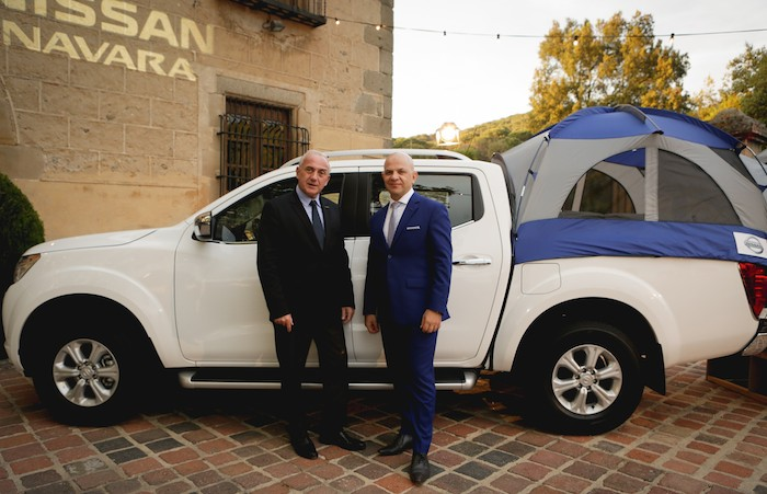 Nissan  Pick-up Navara Shereen