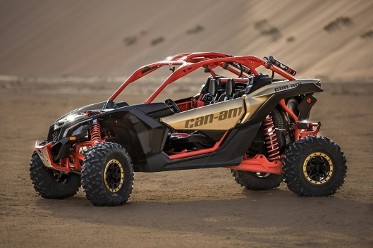 Image 1 - Can-Am Maverick X3 performance side-by-side vehicle.jpg