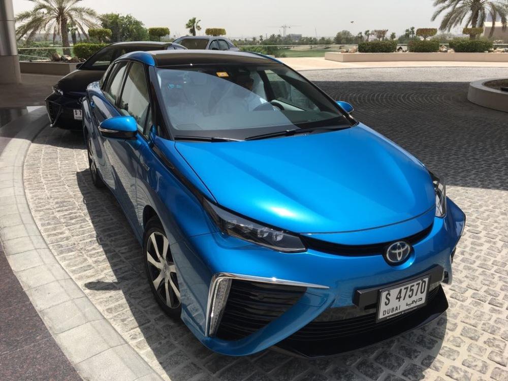 Toyota Mirai Test Drive.JPG
