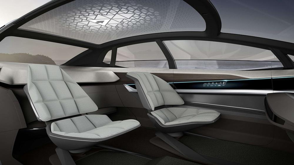 Audi Aicon_Interior