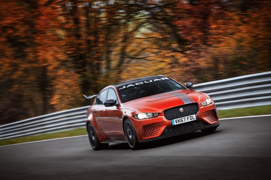 JAGUAR XE SV PROJECT 8 IS WORLD'S FASTEST SALOON CAR (1).jpg