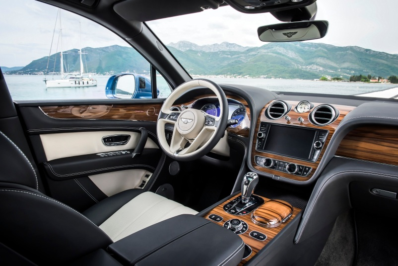 Image 1 - Bentley Bentayga with Liquid Amber Veneer.jpg