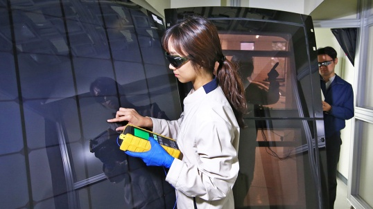 Hyundai Motor Group reveals solar charging technology_2 (1)