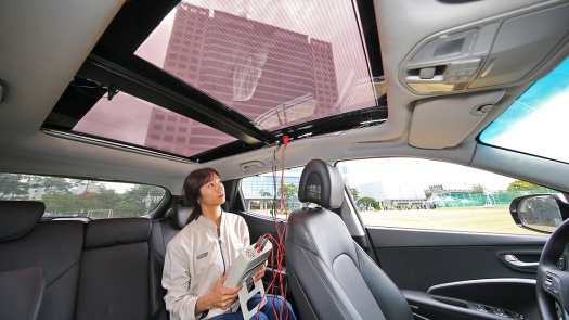 Hyundai Motor Group reveals solar charging technology_3
