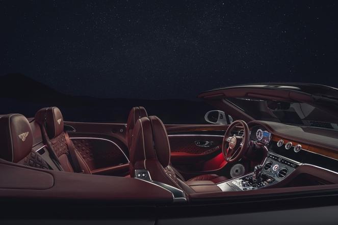 Bentley Continental GT Convertible 26