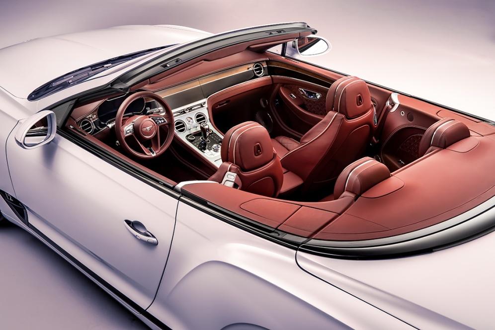 Bentley Continental GT Convertible 36