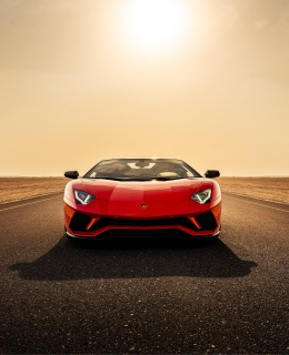 Image 1 - Aventador S Roadster (photo by Pepper Yandell)